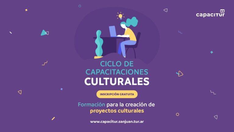 Ciclo de Capacitaciones Culturales – Módulo 1:  Formulación de  Proyectos