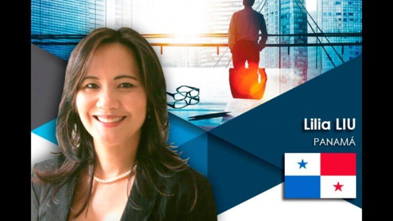 5.8.2020 Conversamos con la Ing. Lilia Liu, MBA, EFA, CFE,CRISC, experta en Cybercrimen y Seguridad