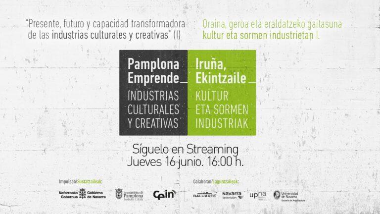 CONFERENCIAS MARCO 'CIUDADES CREATIVAS' / ESPARRU-HITZALDIAK 'HIRI SORTZAILEAK'