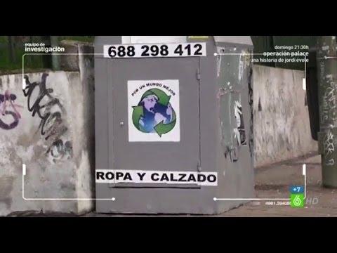 El negocio de la ropa usada – ¿A dónde va la ropa usada de los contenedores 'solidarios'?