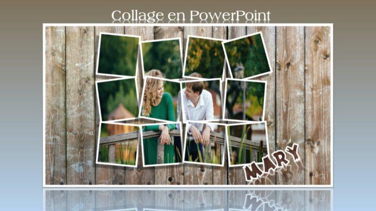 Como hacer un Collage en PowerPoint