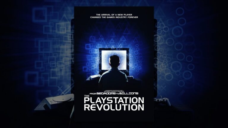 From Bedrooms to Billions The PlayStation Revolution