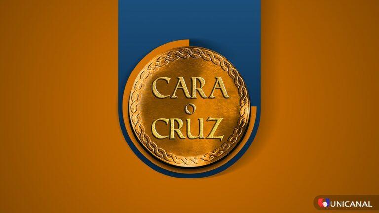 CARA O CRUZ 15-11-2020