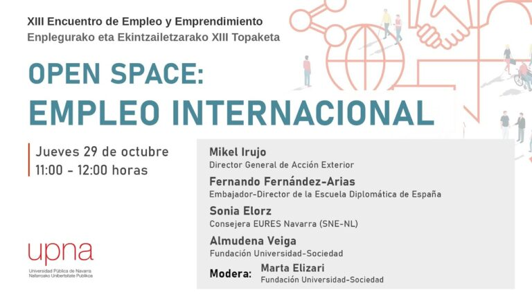 Open Space: Empleo Internacional