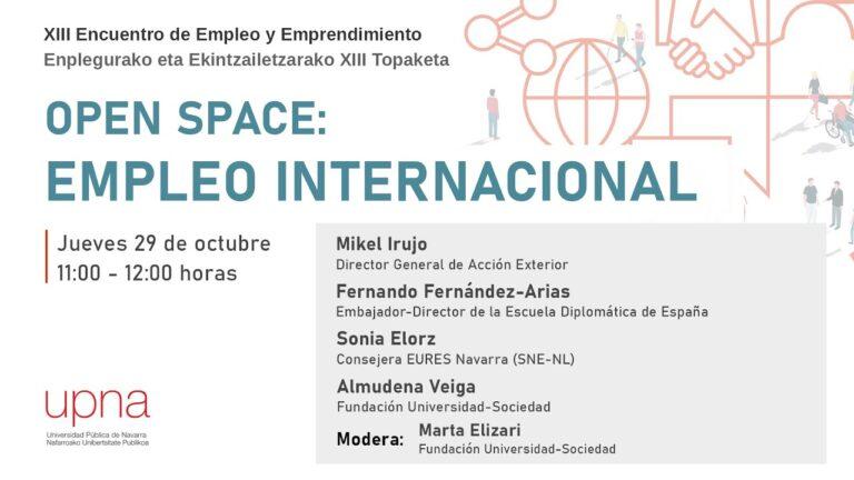 Open Space: Empleo Internacional