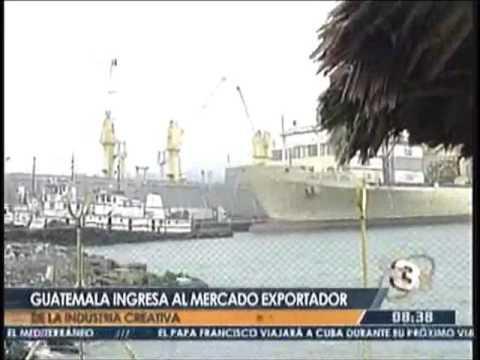 Agexport   Guatemala ingresa al mercado exportador de la industria creativa TD 0838 080515