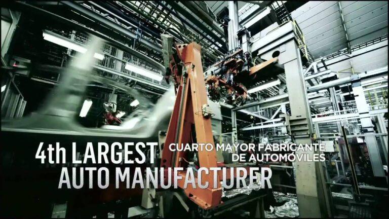 ¿Cómo lo hacen en México  Industria Automotriz Esp  España
