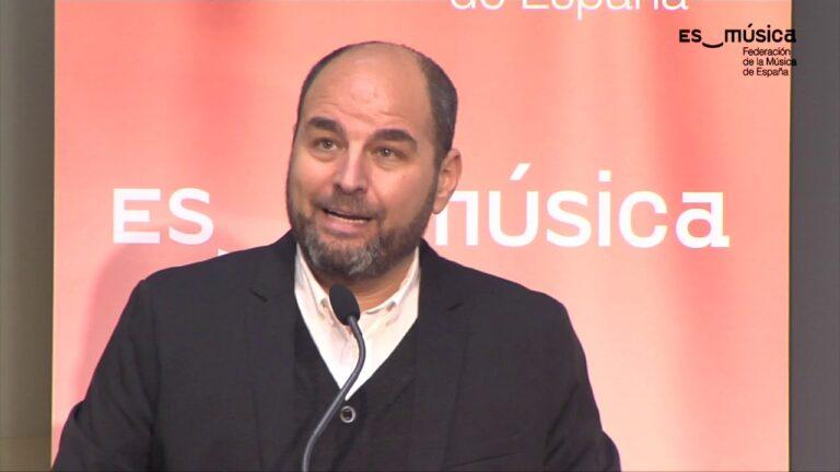 Resumen Rueda de Prensa Federación de la Música de España