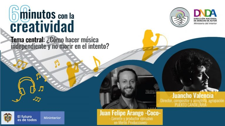 60 Minutos con la creatividad:  Juan Felipe Arango -Coco- y Juancho Valencia