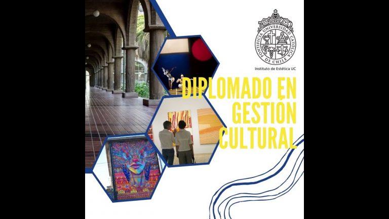 Diplomado en Gestión Cultural