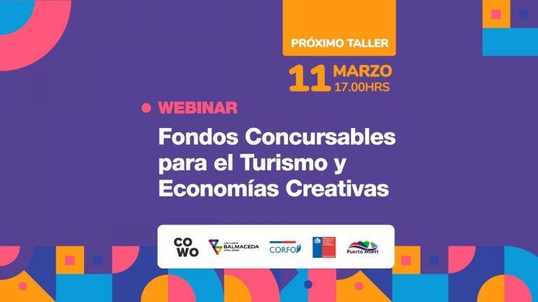 Fondos concursables para el turismo e industrias creativas (Día 02-Con nuevas sorpresas