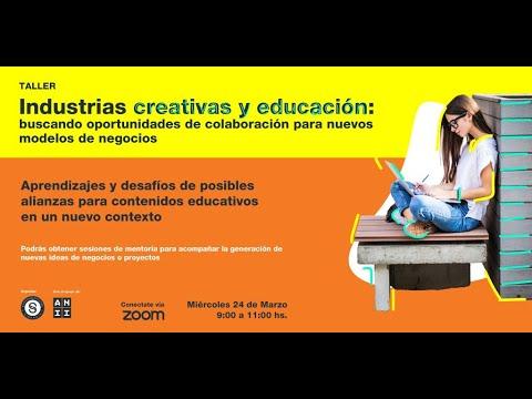 Industrias creativas y contenidos educativos en Uruguay