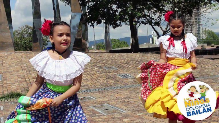 """""""Soy Caña"""" – Bambuco – 19° Festival Virtual Los Niños de Colombia Bailan"""