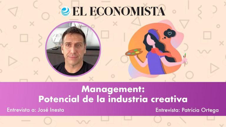 Management: Potencial de la industria creativa