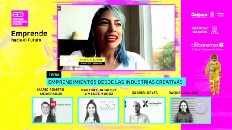 Emprendimientos desde las industrias creativas | Panel