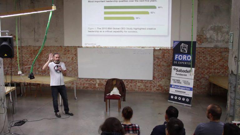 Polimatía y Efecto Medici para potenciar la Creatividad, con Paco Bree.