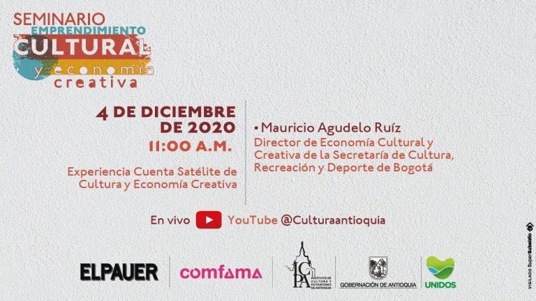Experiencia: Cuenta Satélite de Cultura y Economía Creativa