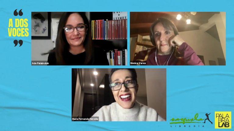 A dos voces: Las mujeres en las industrias creativas