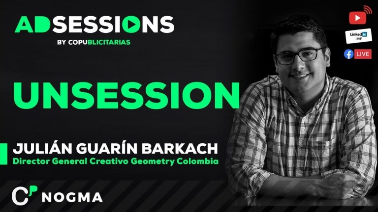 "EN VIVO 🔴 #AdSessions Julian Guarín – ""Unsession"""