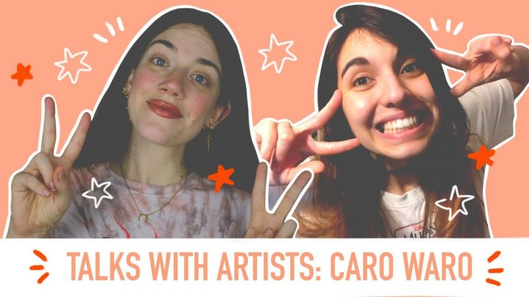 Talks with artists | Today: Caro Waro