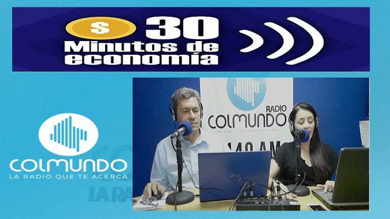 Emisión 285 – 30 Minutos de Economía / Mayo 24 de 2021