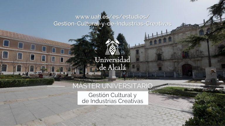 Máster en Gestión Cultural y de Industrias Creativas