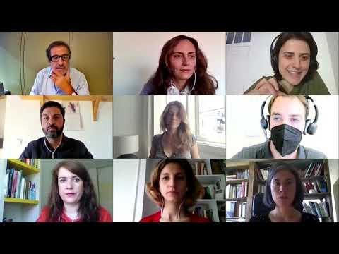 Webinar 'Nuevos escenarios para las industrias culturales y creativas europeas: el contexto ibérico'