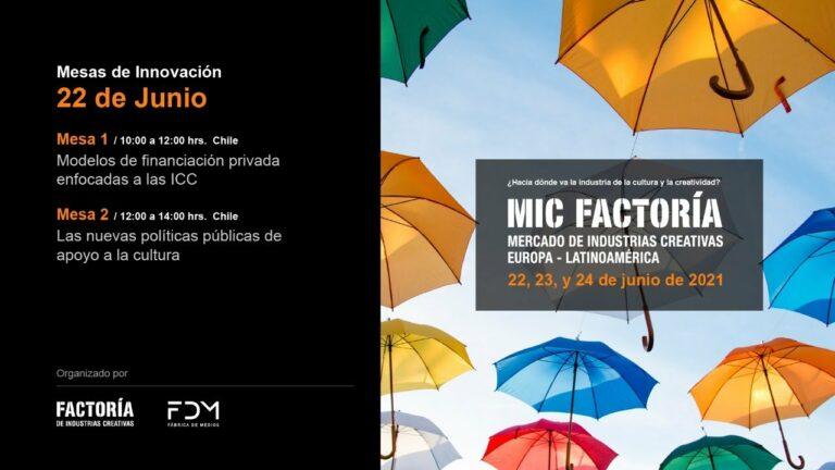 MIC Factoría / Financiación