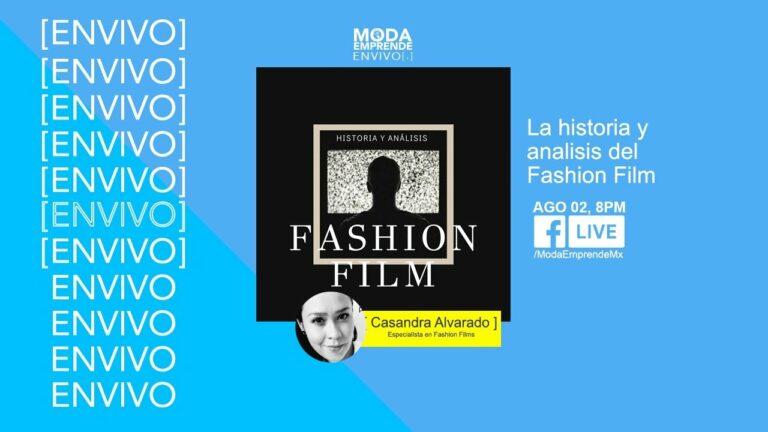La historia y análisis del Fashion Film