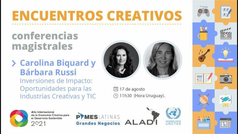 Inversiones de Impacto: Oportunidades para las Industrias Creativas y TIC