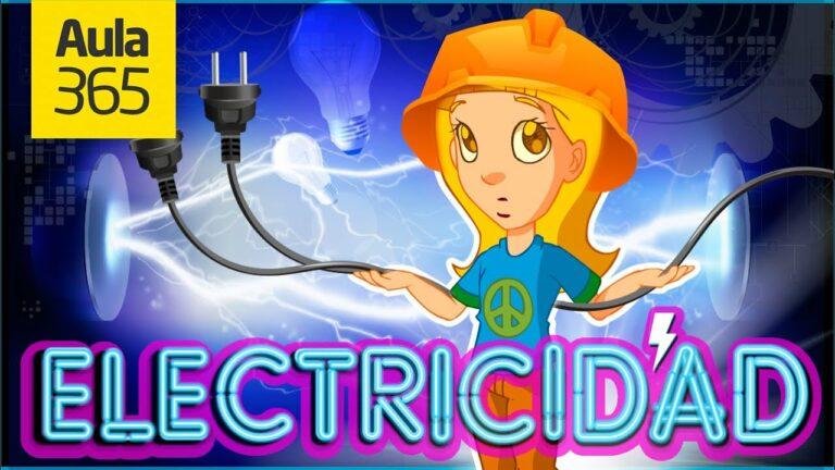 La Electricidad | Videos Educativos Aula365