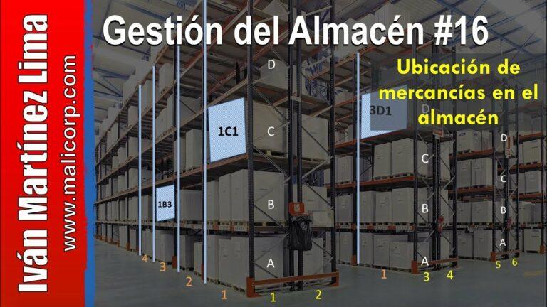 😲Cómo definir la UBICACIÓN de mercancías en ALMACÉN – 🔑 FACTORES DE UBICACIÓN – Gestión de almacén