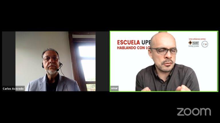 Hablando con los Maestros, Economía Naranja (Parte 2) Modelo Colombiano