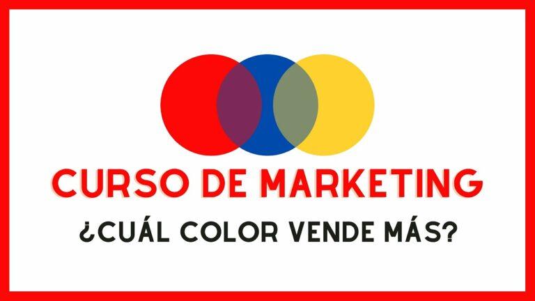 Los Colores que Más Venden 🔴 [Psicología del Color en Publicidad] Ejemplos marcas de alimentos 2021.