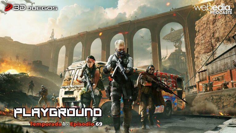 Playground Show Episodio 69 – Las trampas en los videojuegos y el futuro de God of War