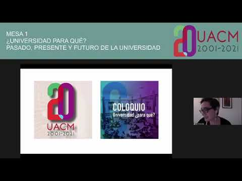 ¿Universidad para qué? #pasado #presente y #futuro de la #universidad #uacm